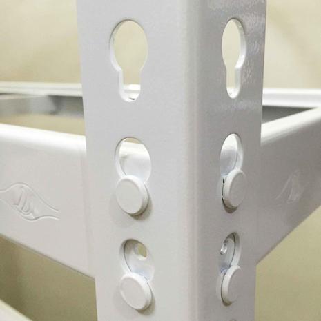 角鋼接合處-立柱橫桿