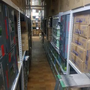 貨架/儲藏室