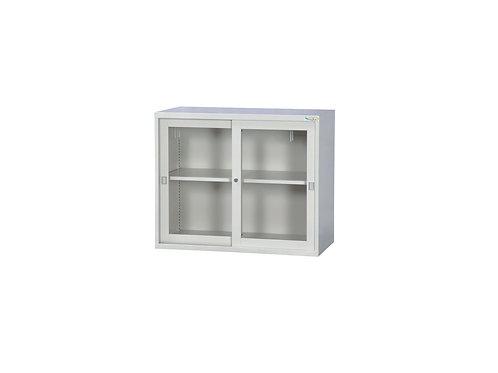兩層公文櫃-W90xD45xH74cm