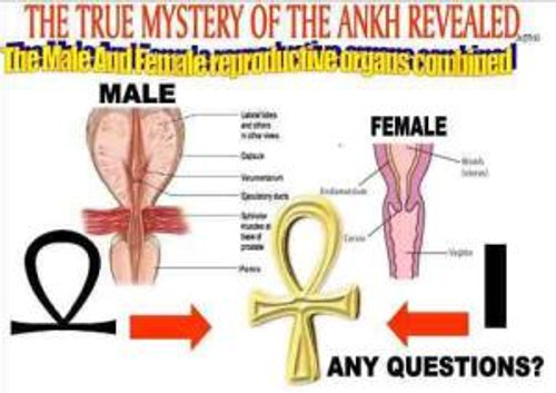 cross came from Ankh