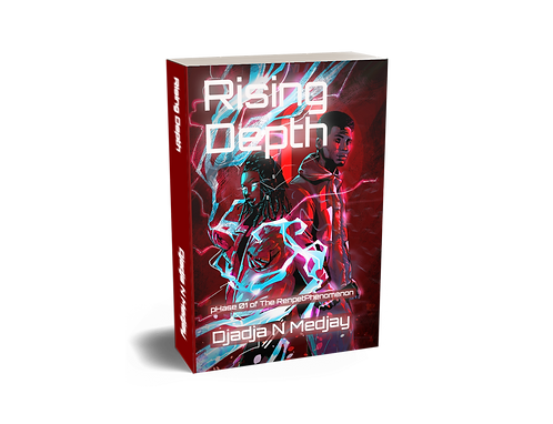 Rising Depth Paperback - pHase one of The Renpet Phenomenon