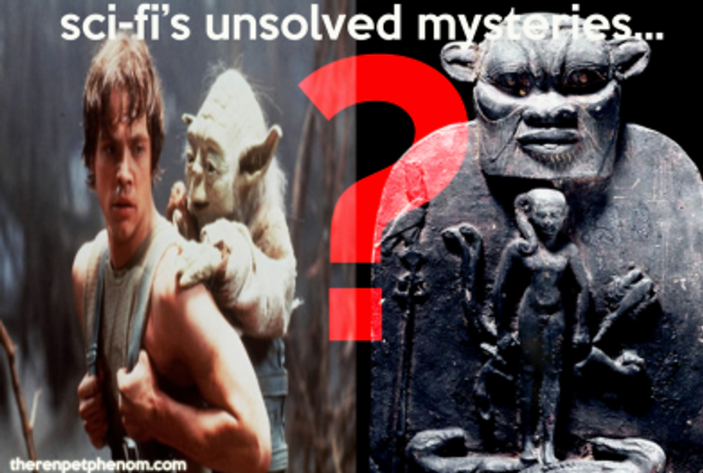 scifi mysteries 4