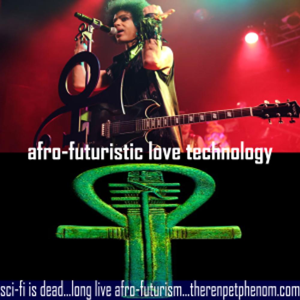 afrofuturistic love tech