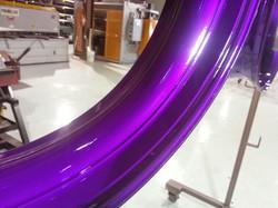 side purple rim