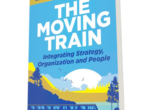 The Moving Train Book Launch