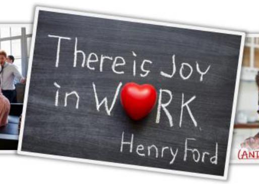 THREE WORK JOY (ENGAGEMENT) NON-NEGOTIABLES