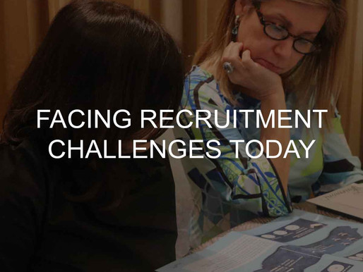 Facing Recruitment Challenges Today