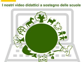 Una piattaforma di video didattici a sostegno delle scuole