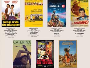 Il Cinema Ritorna 4° edizione 2021