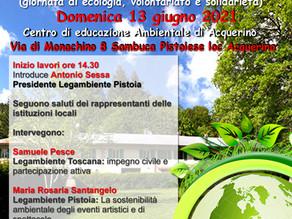 EVS DAY giornata di ecologia volontariato e solidarietà