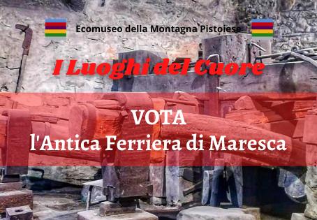 Vota l'ANTICA FERRIERA DI MARESCA
