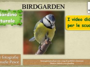 Sigla dei video didattici sul giardino naturale
