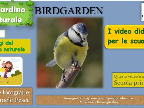 Seconda puntata dei video didattici sul giardino naturale