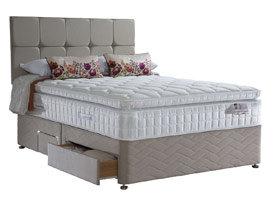 Sealy Juliana 2100 Divan Bed Set