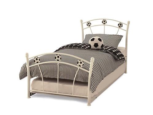 Serene Soccer Guest Bed - White