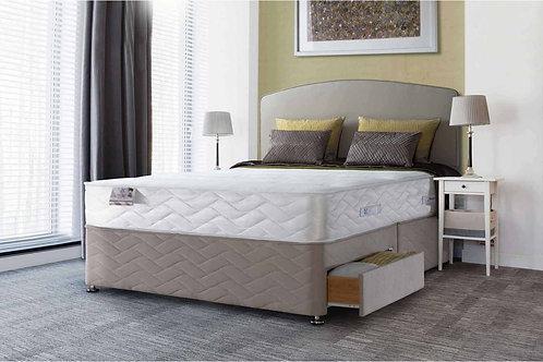Sealy Posturepedic Cremona 1300 Memory Divan Bed