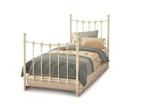 Serene Marseilles Guest Bed - Ivory