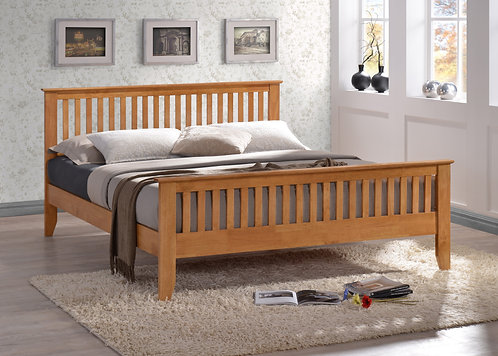 TURIN WOODEN BED FRAME