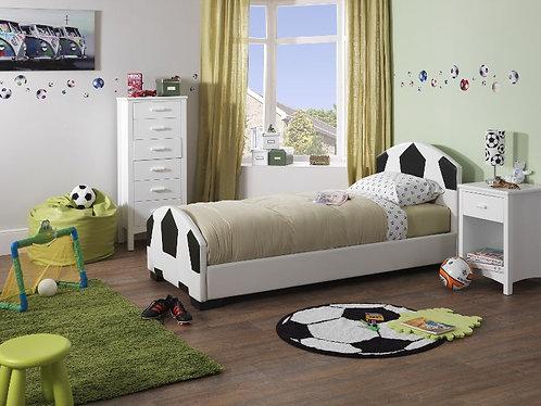 Serene Pallone Bed Frame