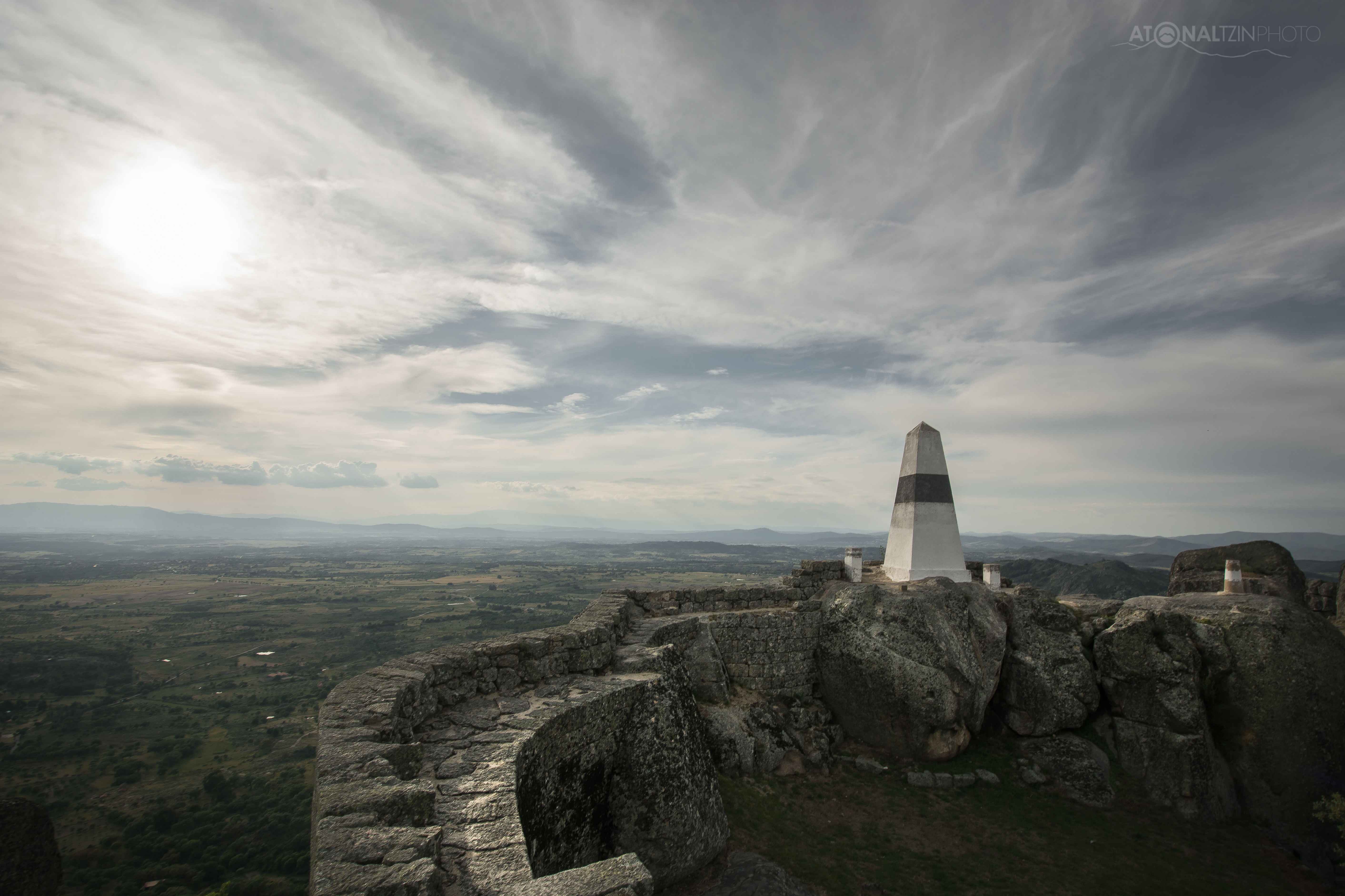 Castillo de Templarios.