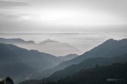Frente al Mar de Nubes
