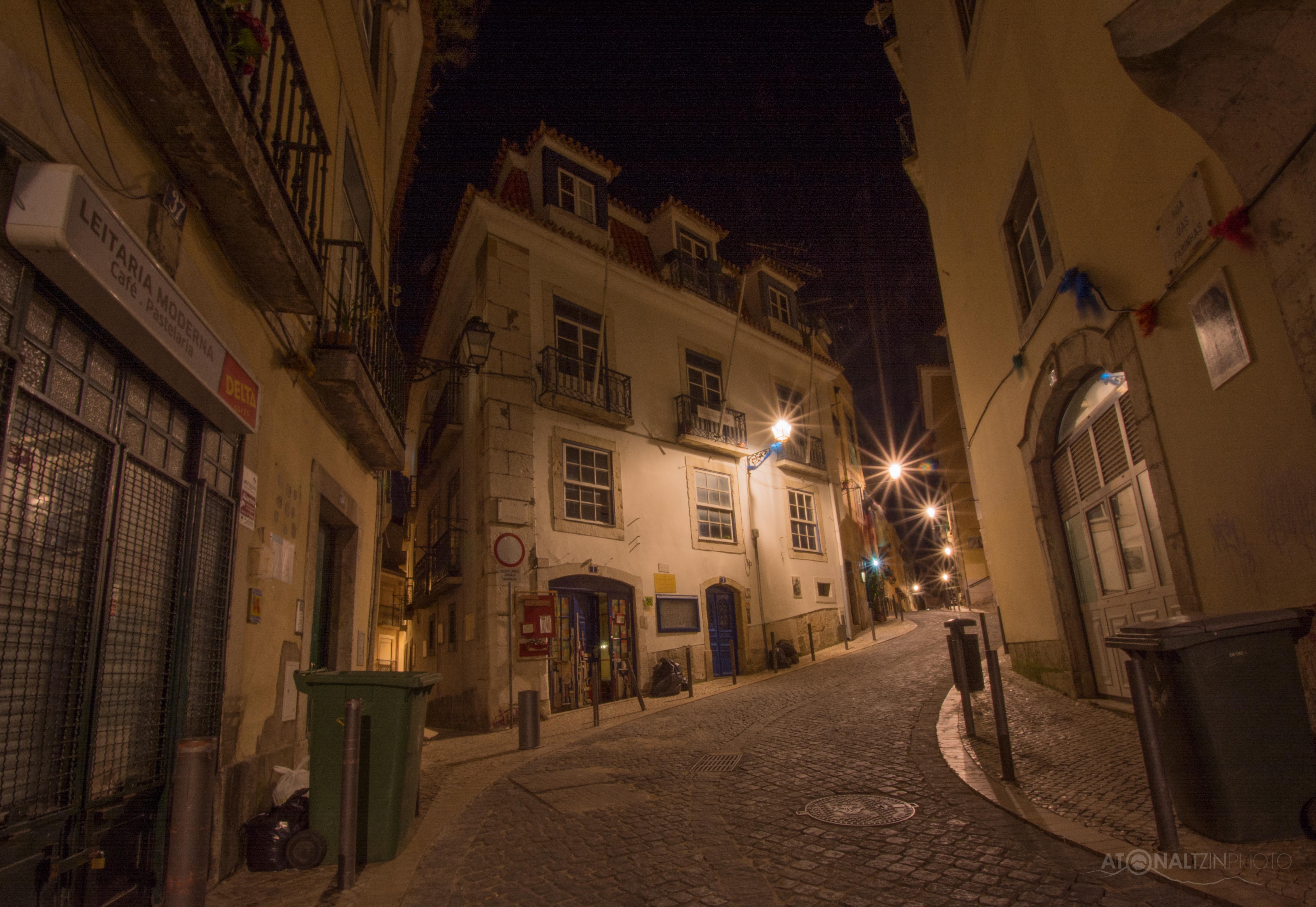 Noches de Mouraria