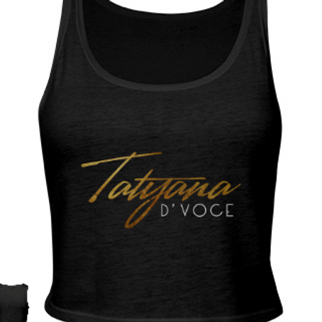 Tatyana D'Voce Crop Top