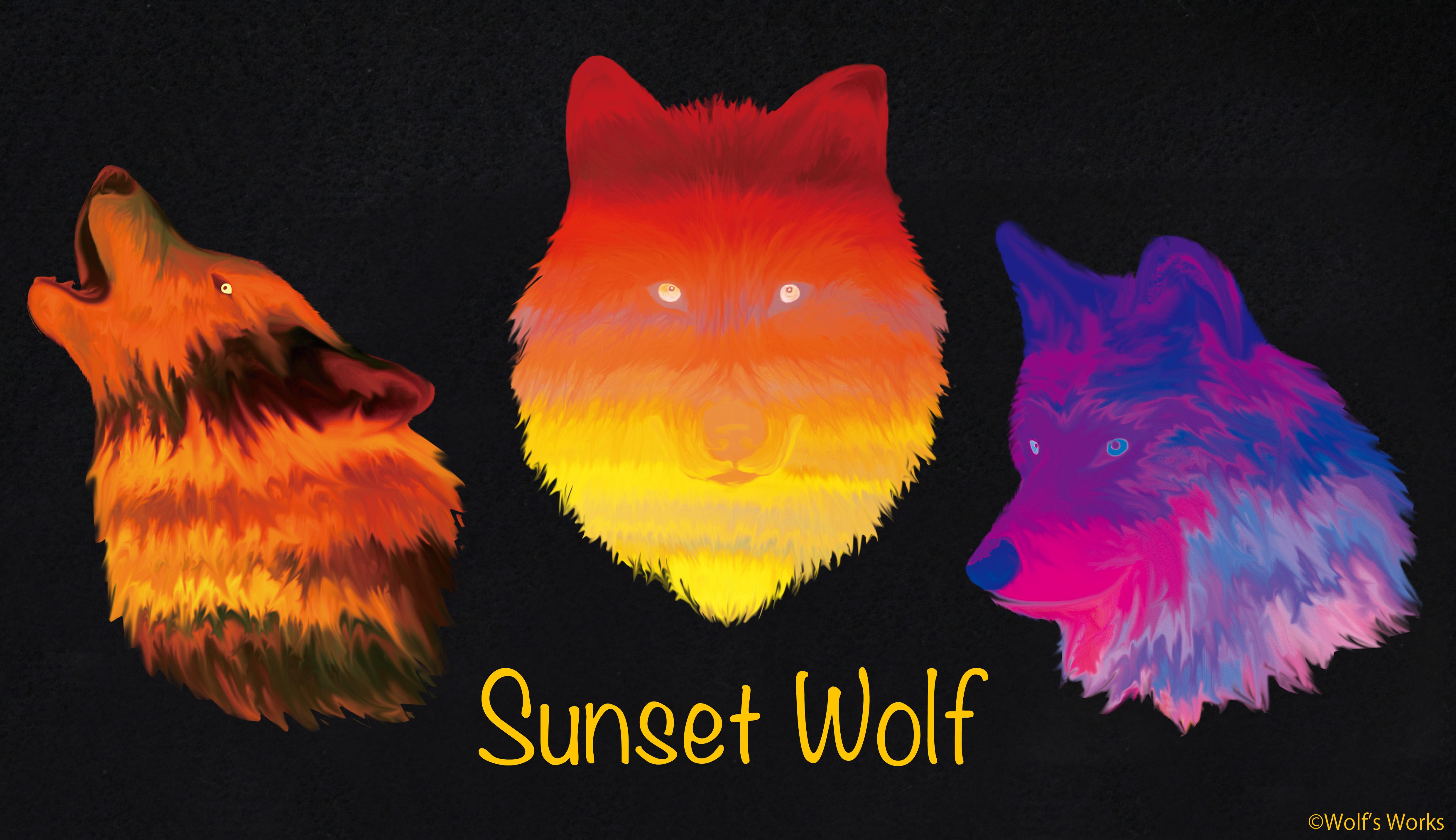 sunset_wolf1