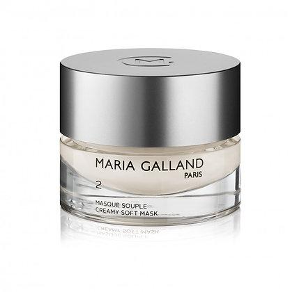 2 Masque Souple - Maria Galland