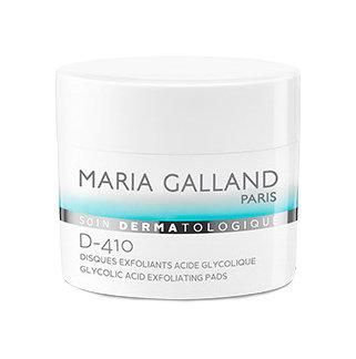 D-410 Disques Exfoliants Acide Glycolique - Maria Galland