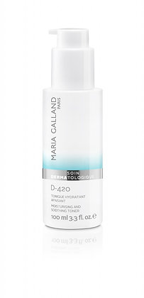 D-420 Tonique Hydratant Apaisant - Maria Galland