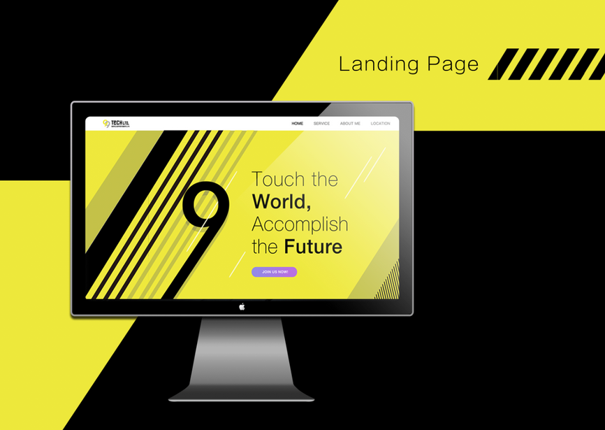 Lading Page Design