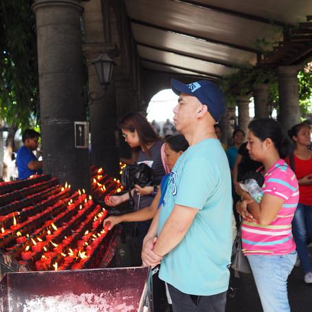 Religious Baptism Tour in Cebu