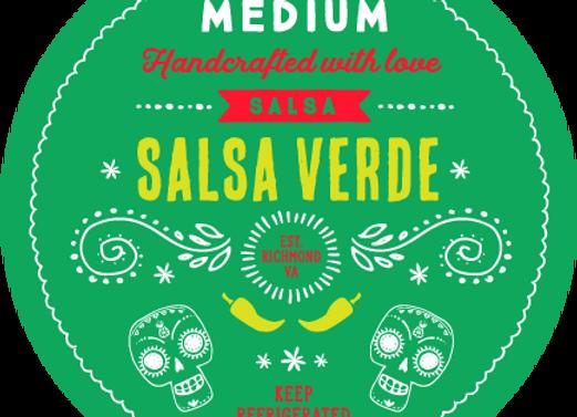Salsa Verde 12 oz