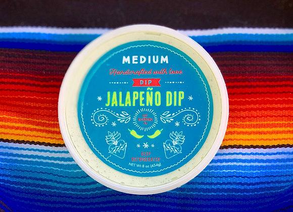 Jalapeño Dip 8 oz