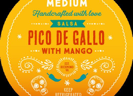 Pico de Gallo with Mango 16 oz