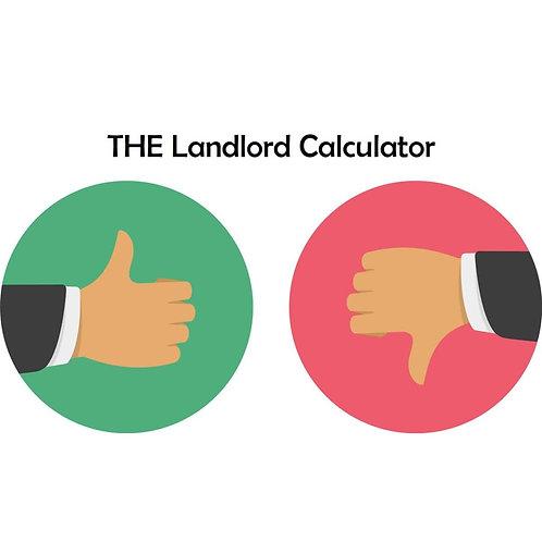 THE Landlord Calculator