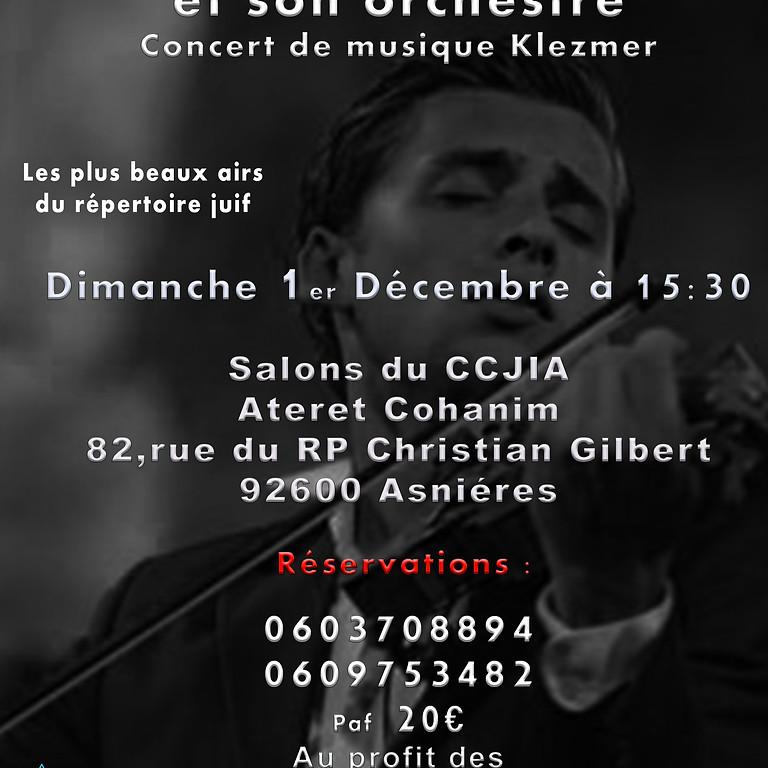 Concert Klezmer Gabriel Chouraki