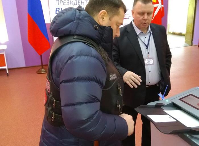 НочныеВолкиТула. Выборы президента России 2018_8