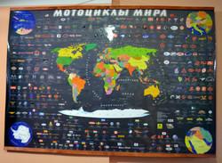 Ночные Волки Тула. Русские Мотоциклисты Домодедово.Экскурсия.МотоАвтоАрт_1