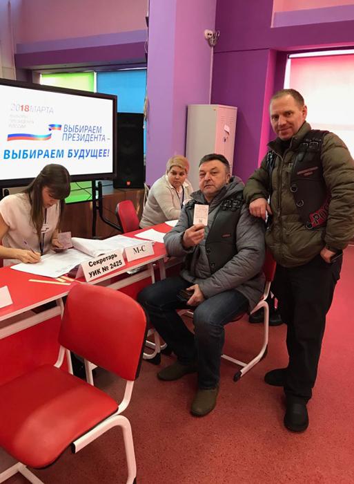 НочныеВолкиТула. Выборы президента России 2018_4