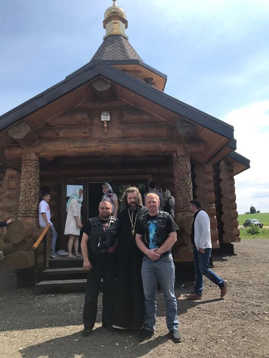 НВ Тула. Открытие храма в Плавске 2018_1