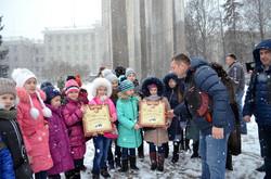 Ночные Волки Тула. Дети Донбаса. Встреча