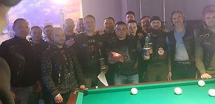 НВ Тула. Турнир по бильярду в Новомосков