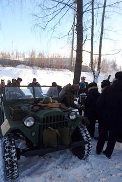 Ночные Волки Тула. ГАЗ-67