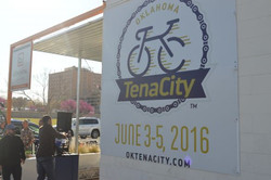 Oklahoma City to debut new event
