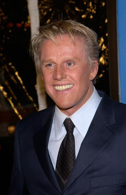 Gary Busey receives Oklahoma Film Ic