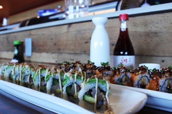 Yokozuna opens in Chisholm Creek