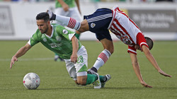 Chivas match for Mexican-born player