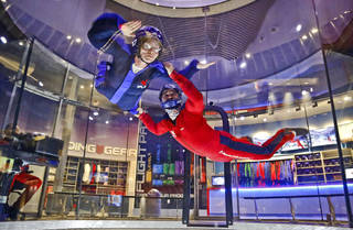 Indoor Skydiving Lands In OKC